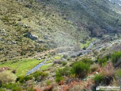 Nacimiento Río Cofio - Comida Navidad;viajes para amantes de la naturaleza villalpardo senderismo g